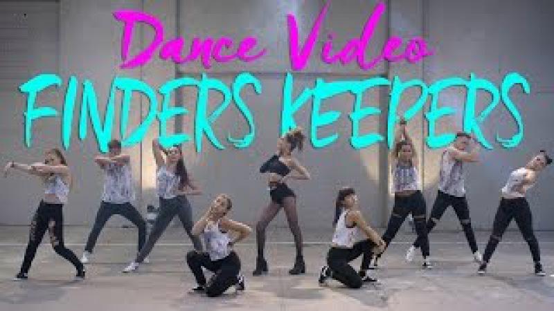 Finders Keepers - Dance Video FindersKeepers | TINI