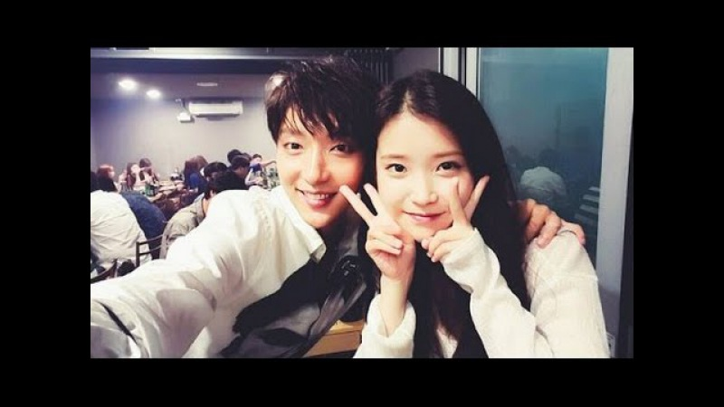 [Behind the scene] Jun Ki IU cute moments I Moon Lovers - Scarlet Heart Ryeo