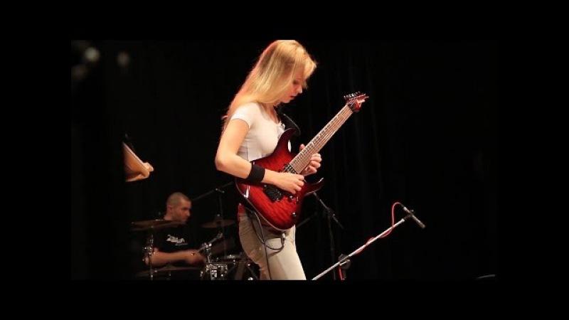 Canon Rock - Jerry C cover by Laura » Freewka.com - Смотреть онлайн в хорощем качестве
