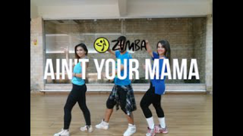 Jennifer Lopez - Ain't Your Mama - Zumba (Caribbean Reggaeton)