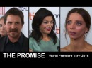 The Promise Movie Premiere: Angela Sarafyan, Shohreh Aghdashloo - TIFF 2016