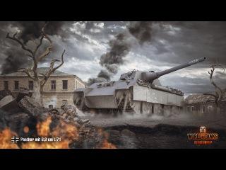 World of Tanks Panther mit 8,8 cm L71 - 9 Kills 5,3K Damage