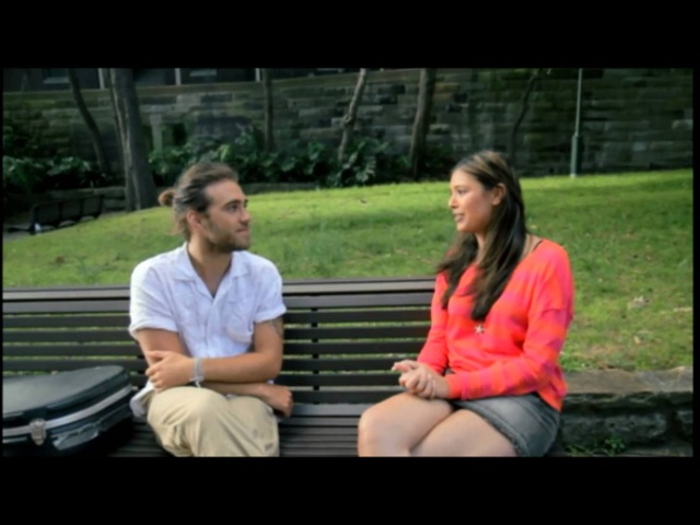 Matt Corby - BPM Interview Brother Acoustic