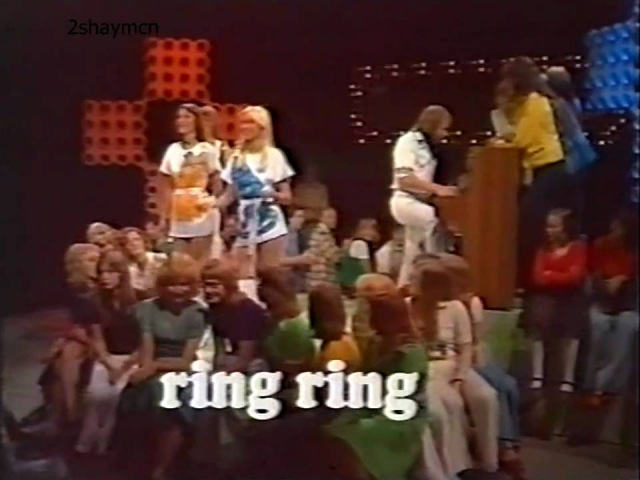 ABBA : Ring Ring (Eddy Go Round) HQ 1975