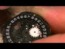 How to repair a Seiko 7T32 7C20 Flightmaster part 2