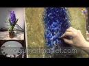 Презентация видео урока живописи Лазурный звон