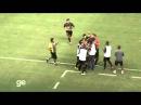 Torcida do Fortaleza vibra com gol do Guarani de Juazeiro contra o próprio time