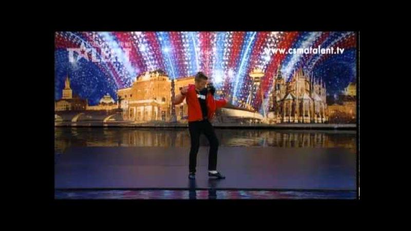 Jakub Ressler Billy Elliot Česko Slovensko má talent 2010