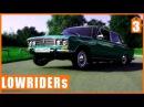 Лоурайдеры из Советской Авто классики | Soviet cars LOW RIDER