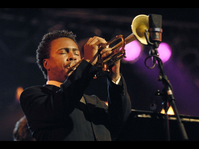Roy Hargrove feat by WDR BIG BAND Pastor T