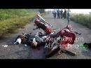 Подборка самых жестоких мото аварий с трупами! Смертельные дтп с участием мотоц...