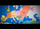 *Изменение границ Европы за последнее тысячелетие*