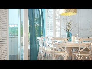 Mediterranean style in the interior | new 2017