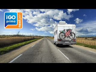IGO Nextgen for Camper (iGO для жилых автофургонов)