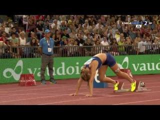 Elaine THOMPSON 21.85 DLR - Diamond League Zurich 2016 FULL HD