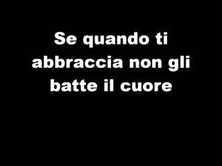Gigi D'Alessio - Cosa te ne fai di un altro uomo (Con Testo)