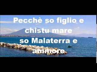 Gigi D'Alessio - Malaterra (Con Testo)