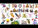 Cartoon Intros from the 60s 70s 80s 90s 2000s HD