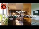 Complete Project Interior Visualization 3 6 Materials