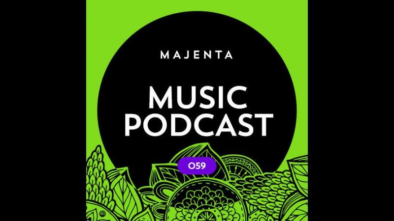 MAJENTA - Music Podcast 059 (16.08.2016)