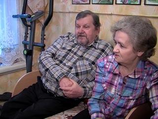 Приемные родители Григорий и Светлана Лебедевы из Йошкар-Олы