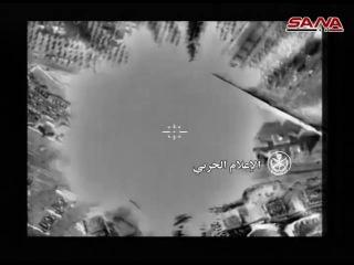 الطيران الحربي ينفذ غارات جوية مكثفة على م&#1