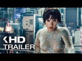 GHOST IN THE SHELL Trailer Teaser (2017)