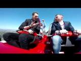 Инцидент на американских горках Ferrari Land в развлекательном парке PortAventura