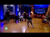 Georgian Dance vs Hip Hop Break Dance