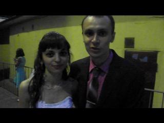 Видео отзыв о нашей работе свадьба Юлии и Анатолия Ореховых