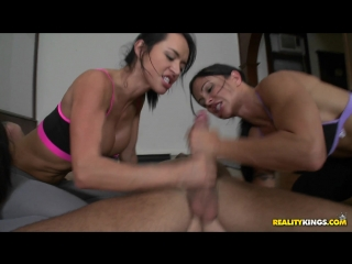Diana Prince, Jewels Jade, India Summer, Franceska Jaimes - Gropist