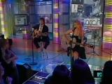 Taylor Swift — Teardrops On My Guitar (MTV) TRL 2008