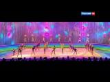 Алиса Кожикина - Улыбайся (Фестиваль детской художественной гимнастики Алина -2016)