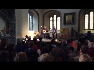 Tunes in the Church - Mick Conneely & Brendan Regan (Reels)