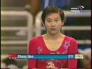 (staroetv.su) XXVIIII летние Олимпийские игры (Спорт, август 2004) Спортивная гимнастика, женщины, командное первенство