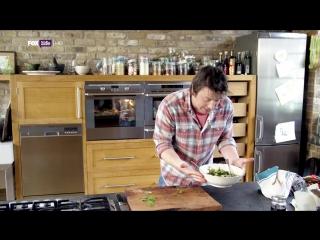 Обеды за 30 минут с Джейми Оливером - 1 сезон 4 серия