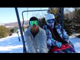 Skiboards - Top Speed Runs!