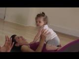 Тренировка с ребёнком