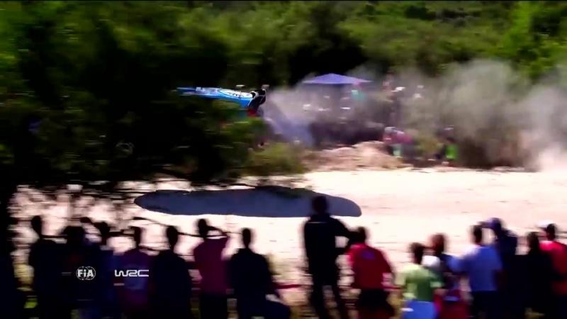 Wrc - ypf rally argentina 2016_ dji drone specail