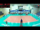 Локомотив-ЦИВС (Новосибирск) - Белогорье-2 (Белгород) / Кубок молодёжной лиги 2017 / 11.05.2017 / 720p