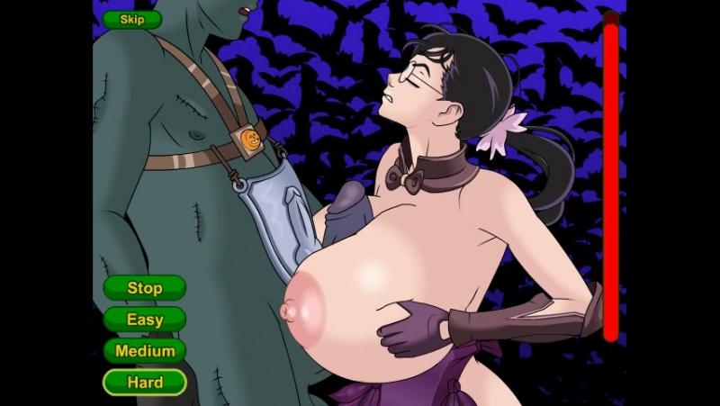 Эротическая флеш игра от mnf queens blade zombie rush только для