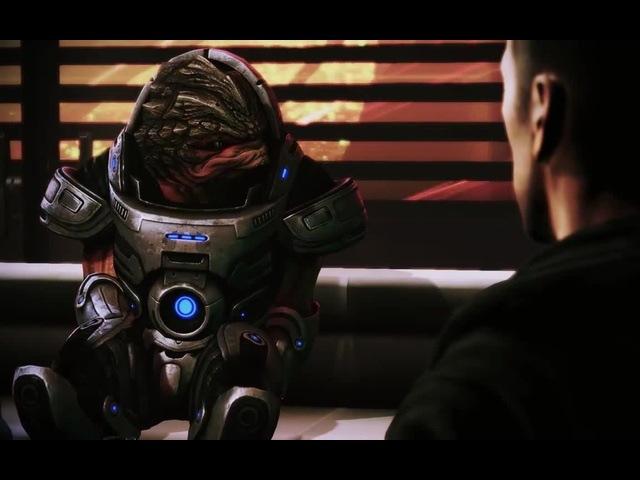 Shepard. Grunt. Wrex. Dude.
