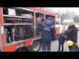 Спасатели  Rescuers выставка в