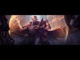 Xayah &amp Rakan, the Rebel &amp the Charmer Login Screen - League of Legends
