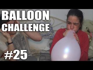 Balloon Challenge Compilation #25