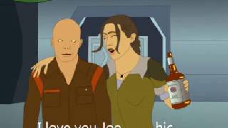 Alien Isolation parody | Alien Isolation Funny moments