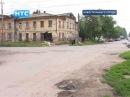 НТС Ирбит: Обвал стены в бывшей гостинице Ница (Эфир 19 июля 2016)