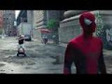 Человек-паук против Носорога. Погоня часть 2. Новый Человек-паук: Высокое напряжение.