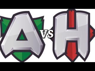 Bulldog Watches Alliance vs Horde (Tense Game)