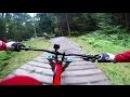 Claudio Caluori's Mountain Bike POV in Val di Sole